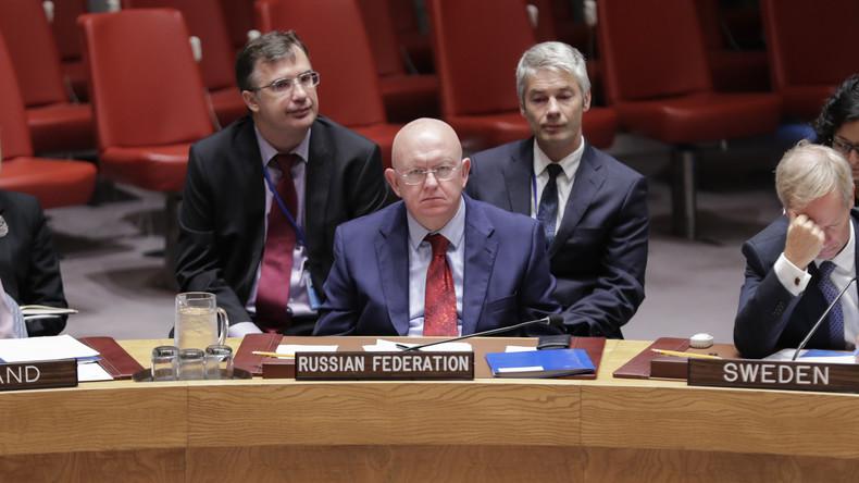 LIVE: UN-Sicherheitsrat bespricht aktuelle Lage in Syrien