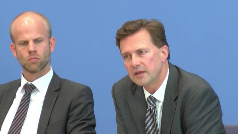 """Seibert: """"Drei große Herausforderungen: Rechtsradikalismus, Antisemitismus, Gewalt von Flüchtlingen"""""""