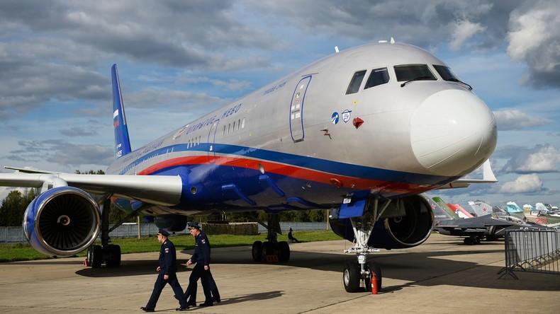 USA lassen neues russisches Flugzeug nicht für Beobachtungsflüge zu