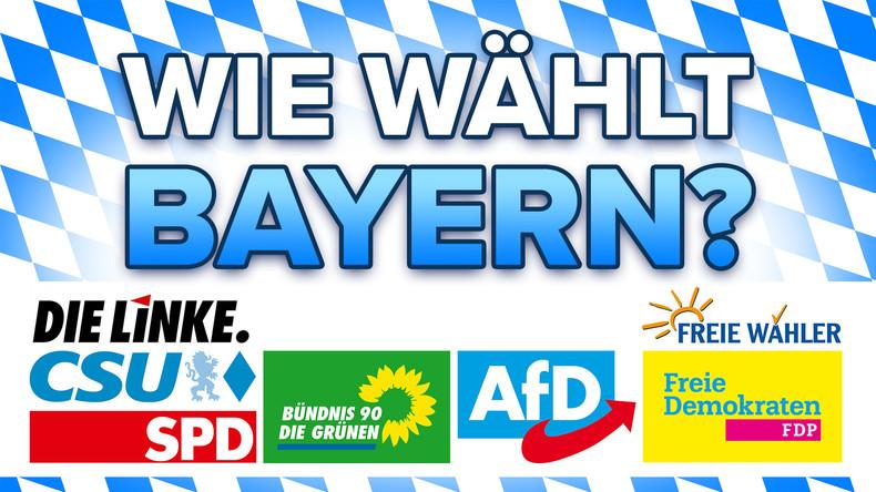 Wie wählt Bayern? RT Deutsch unterwegs im Freistaat (Video)