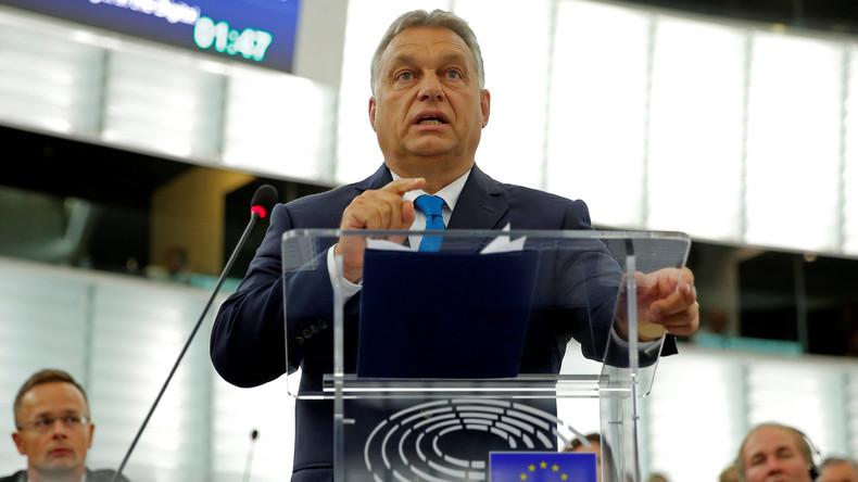 """Ende des """"Katz-und-Maus-Spiels"""" von Orbán? EU stimmt über Verfahren gegen Ungarn ab"""