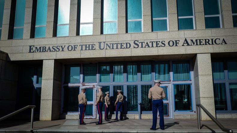 Vermeintliche Schallangriffe auf US-Diplomaten in Kuba und China sollen aus russischer Hand stammen