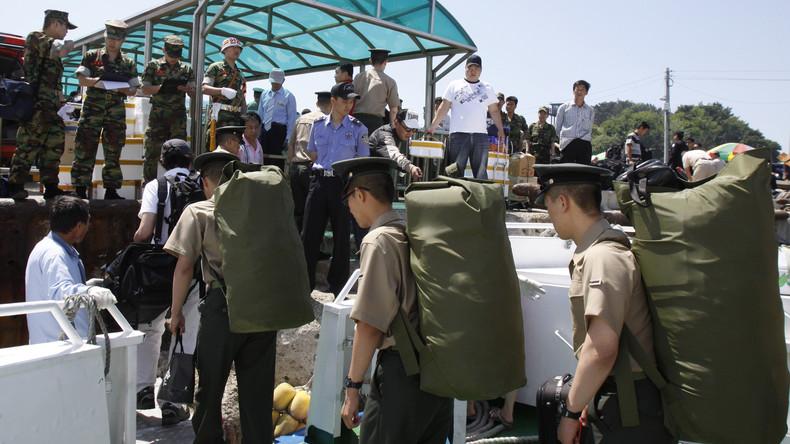 Völlerei gegen Wehrpflicht: Südkoreaner nehmen gemeinsam zu, um sich vor Militärdienst zu drücken