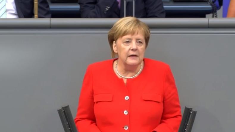 """Nach Chemnitz und Köthen: """"Handfeste Krise"""" - Migration überschattet Bundestagsdebatte"""