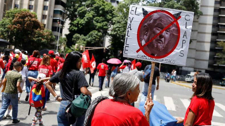 Flüchten tatsächlich Millionen Menschen aus Venezuela?