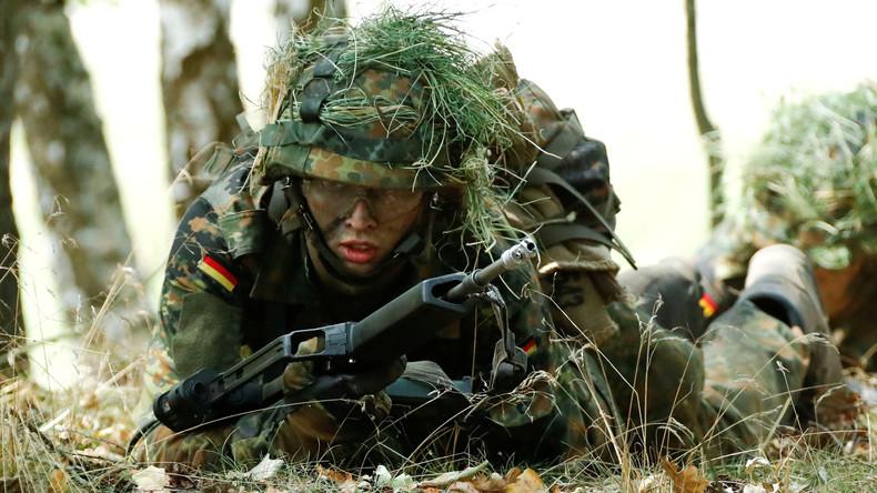 """Bundeswehrübung """"Großer Adler"""": Aufstandsbekämpfung, Kriege oder Landesverteidigung? (Video)"""