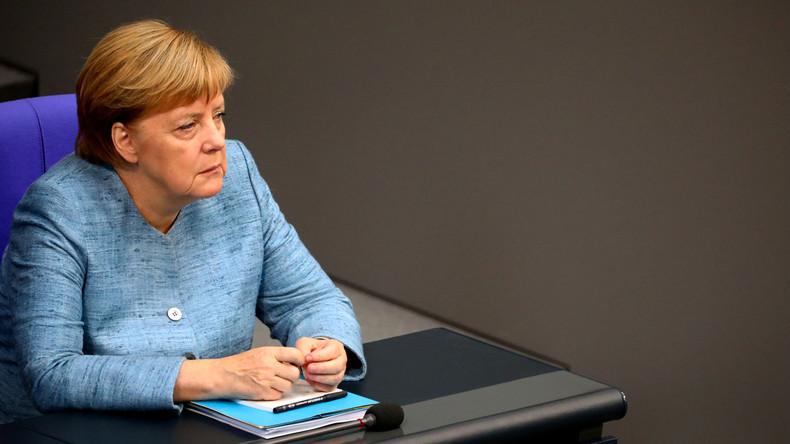 """""""Nicht immer heraushalten"""" - Merkel schließt Beteiligung an Militärschlägen in Syrien nicht aus"""