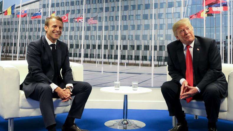Umfrage in Frankreich: Trump unbeliebt - Weniger Vertrauen in USA als Bündnispartner