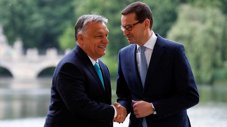 Nach Einleitung von Verfahren: Polen will Ungarn vor EU-Sanktionen schützen