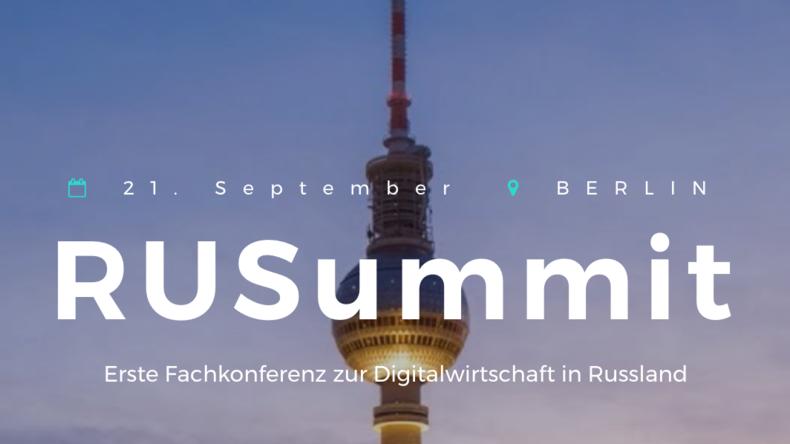 Interview zu RUSummit 2018: Was Deutschland von Russland in Sachen Digitalisierung lernen kann