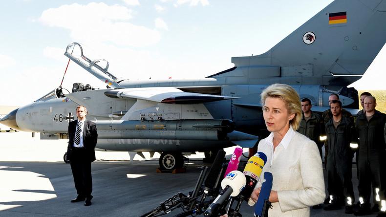Grundgesetz egal? Koalitionsstreit um Syrien-Einsatz der Bundeswehr