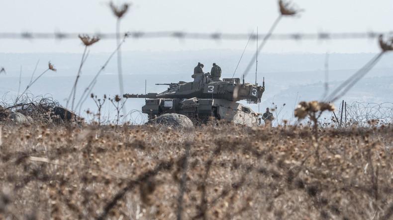 Israel stoppt Hilfe für verletzte Syrer - weil Grenzgebiet wieder unter Regierungskontrolle steht