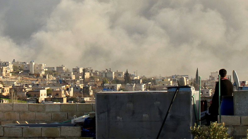 """Robert Fisk an der Frontlinie in Idlib: """"Ich habe nicht gefunden, was ich erwartet hatte"""""""