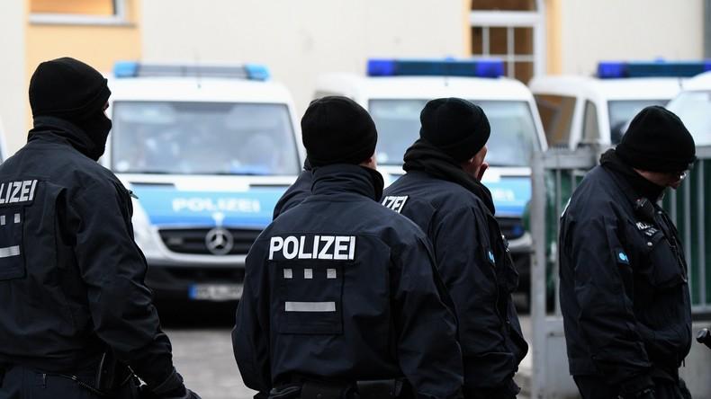 Große Polizeiaktion in Frankfurt gegen Drogen und Kriminalität – fast 500 Beamte im Einsatz