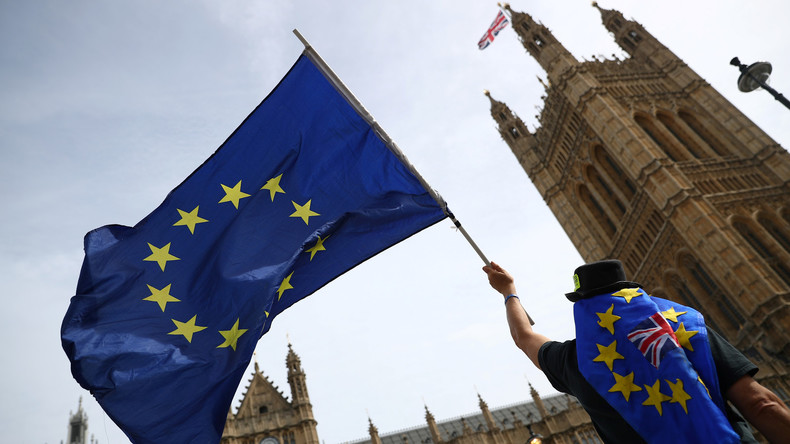 Ohne Brexit-Deal mit der EU: Britische Regierung formuliert Warnungen an Bürger