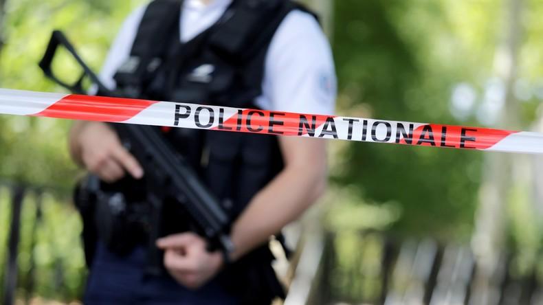 Auto fährt in Menschenmenge in Frankreich: Zwei Verletzte, Fahrer festgenommen