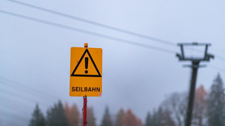 Nach Unfall bei Notfall-Übung: Zugspitzbahn wegen großen Schadens für unbestimmte Zeit außer Betrieb