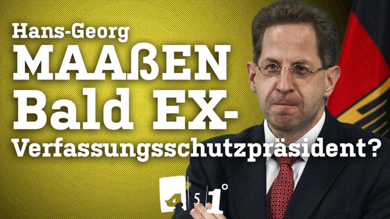 Hans Georg MAAßEN | Die fragwürdigsten Entscheidungen | 451 Grad
