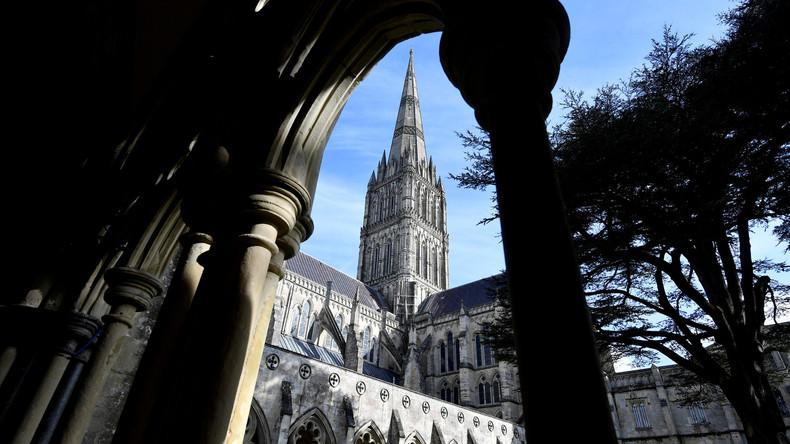 """""""Salisbury-Kathedrale ist schön um diese Jahreszeit"""": Russische Reisefirma nutzt Skripal-Hype aus"""