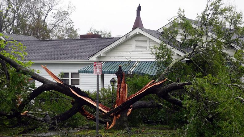 """Sturm """"Florence"""" wütet im Südosten der USA: Mindestens vier Todesopfer"""