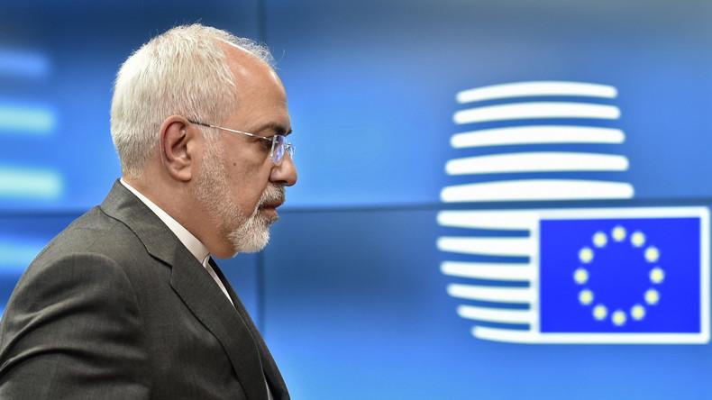 Irans Außenminister Dschawad Sarif droht mit verstärkter Uran-Anreicherung