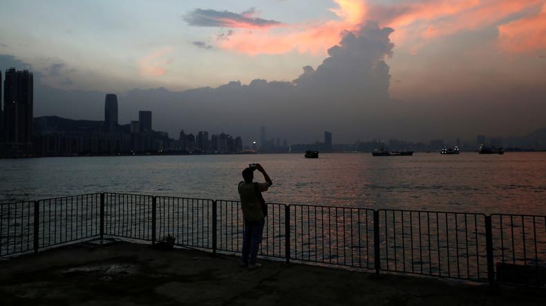 """China rüstet sich für Ankunft von Taifun """"Mangkhut"""""""