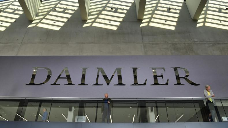 Daimler beginnt mit Software-Updates für Diesel-Fahrzeuge