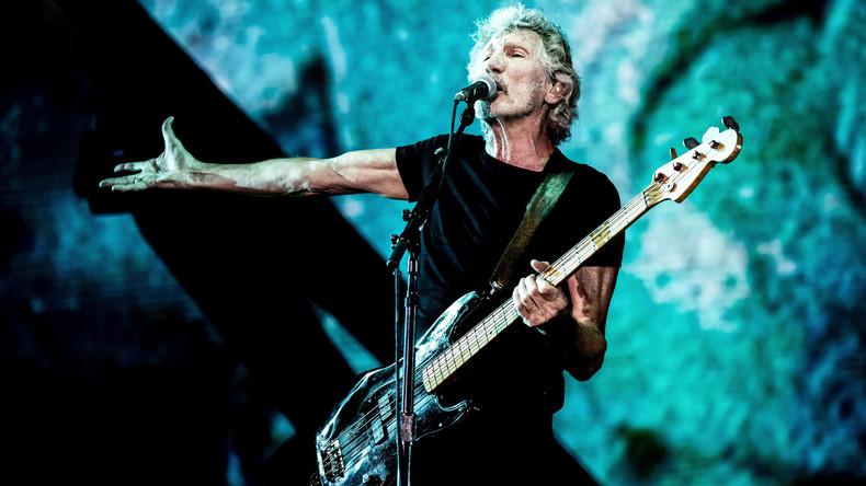 """""""Weißhelme sind ein tiefer Kaninchenbau"""": Roger Waters von Pink Floyd über Musik, Politik und Syrien"""