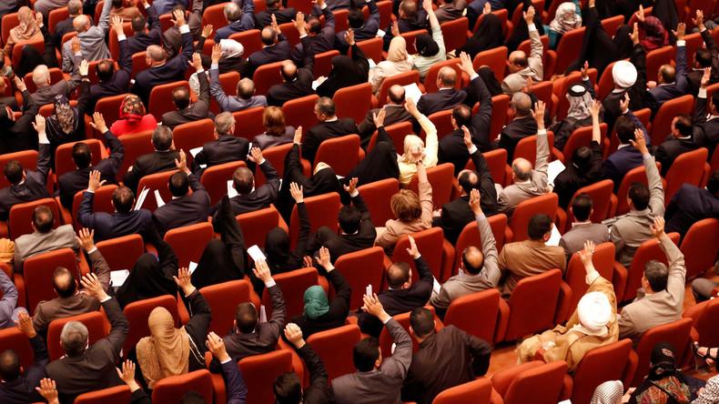 Irakische Abgeordnete wählen 37-Jährigen zum Parlamentspräsidenten