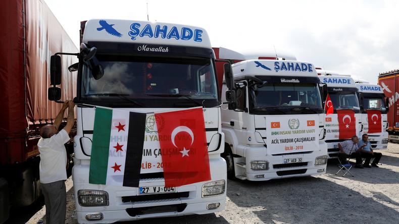 Zwischen USA und Russland: Idlib bringt die Türkei in Zeitnot