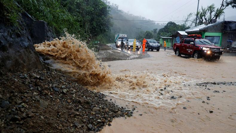 Zahl der Taifun-Opfer auf Philippinen steigt auf 25
