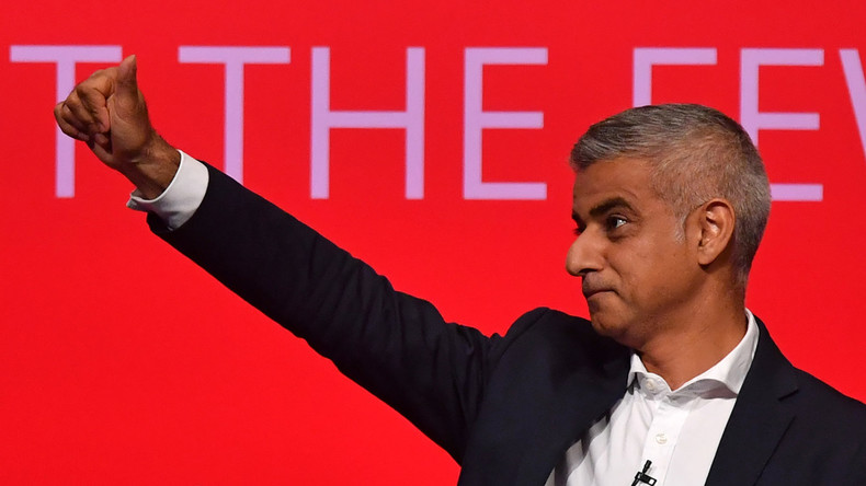 Londons Bürgermeister Sadiq Khan fordert Brexit-Referendum