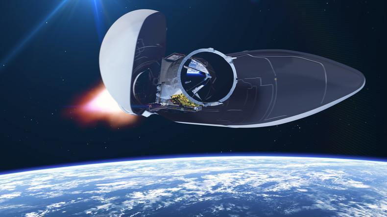 """Erdbeobachtungssatellit """"Aeolus"""" liefert erste Winddaten"""