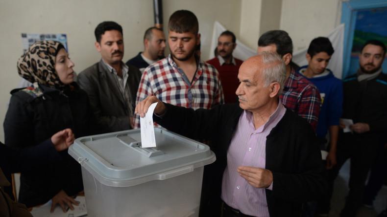 Kommunalwahlen in Syrien: Rund 40.000 Kandidaten wetteifern um gut 18.000 Sitze in Gemeinderäten