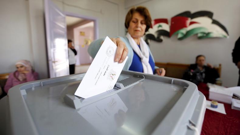 Erste Kommunalwahl seit 7 Jahren: Syrische Bevölkerung geht trotz Krieg wählen