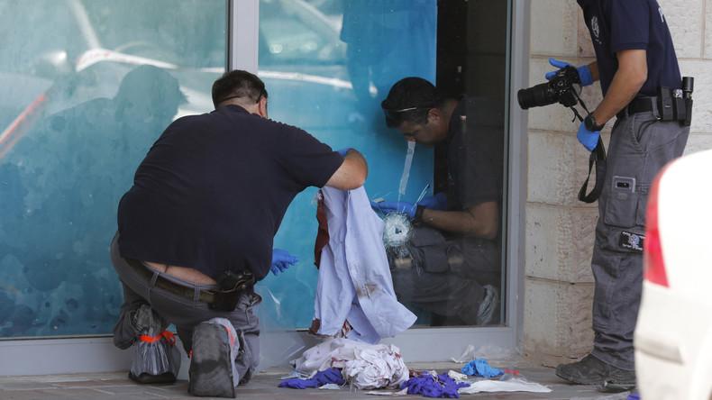 Israeli stirbt bei Messerangriff im Westjordanland
