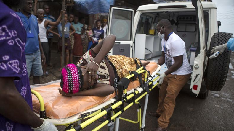 RT-Videodoku: Ebola und der schwere Kampf der Überlebenden