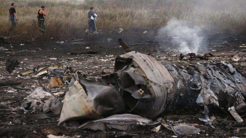Video: Russisches Verteidigungsministerium gibt neue Erkenntnisse zu MH17 bekannt