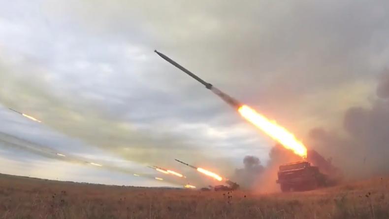 Wostok 2018 – Highlights der größten russischen Militärübungen seit 1981
