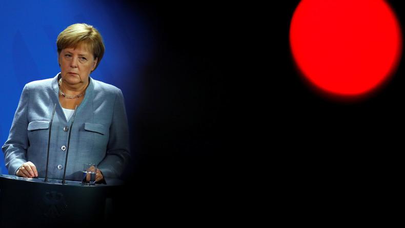 Streit um Verfassungsschutzchef: Merkel soll sich für Ablösung Maaßens entschieden haben