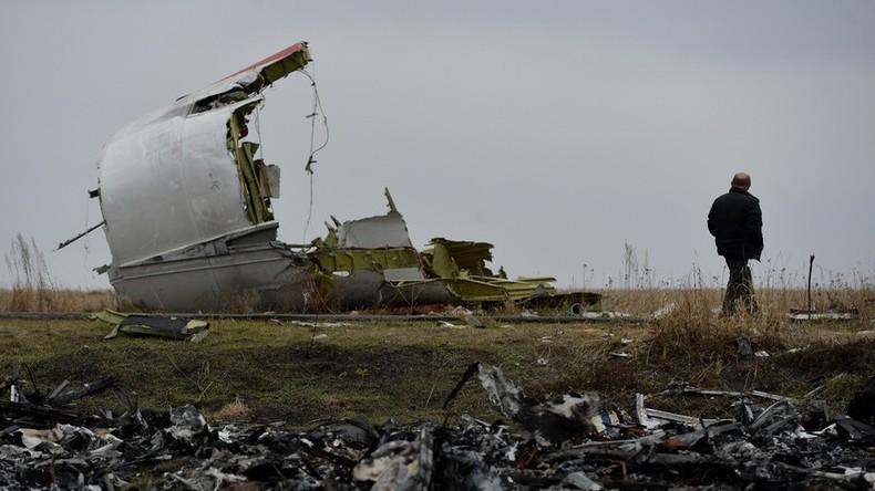 Russisches Verteidigungsministerium: Rakete, mit der MH17 abgeschossen wurde, gehörte der Ukraine