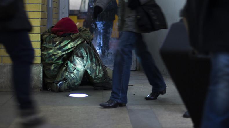 Soziale Kälte? Berliner U-Bahnhöfe sind im kommenden Winter für Obdachlose tabu