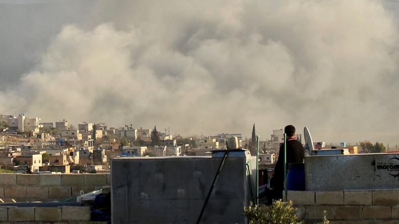Eva Bartlett über die Realität in Idlib und Medienberichte im Vorfeld der Offensive (Video)