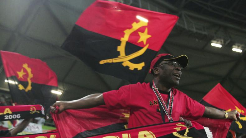 Tödliches Match: Fünf Fußballfans in Angola nach Spiel zu Tode getrampelt