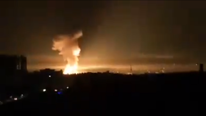 Syrische Staatsmedien: Raketenangriff auf Latakia