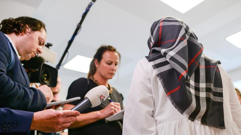Kopftuch-Verbot vor Gericht unzulässig: Frau setzt sich vor EGMR in Straßburg durch