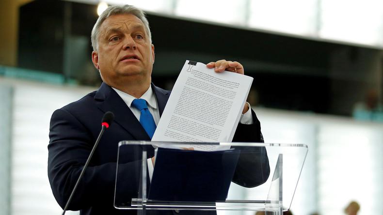 EU-Verfahren gegen Ungarn: Budapest geht gegen das Votum vor - hohe Hürden für EU-Strafmaßnahmen