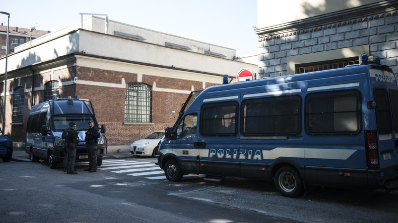 Deutsche tötet in römischem Gefängnis eines ihrer Kinder