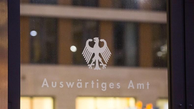 """Auswärtiges Amt: 35,5 Millionen Euro für """"Stabilisierung"""" in Syrien"""