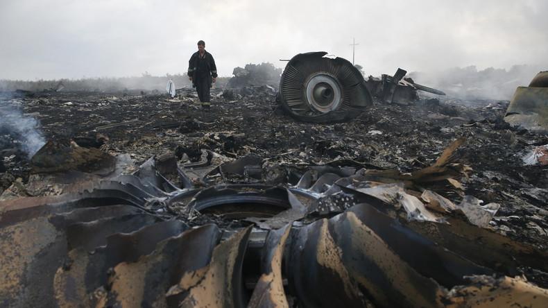 Woher stammte die Buk-Rakete vom MH17-Abschuss? Russlands Verteidigungsministerium klärt auf (Video)